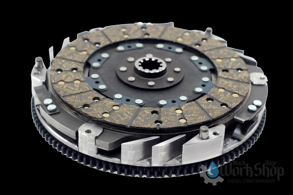 DKM Stage 3 twin disc clutch kit MS-034-142