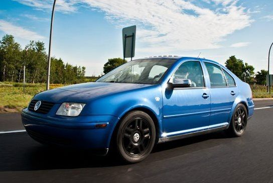 Mercato Blue Jetta TDI ALH - Revival Project